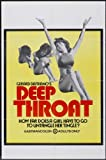 Deep Throat Poster Movie G 11x17 Linda Lovelace Harry Reems Dolly Sharp Bill ... by Incline Wholesale Posters