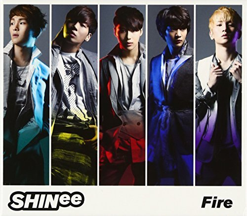Shinee - Fire (CD+DVD) [Japan LTD CD] TOCT-40470 by Shinee (2013-10-21)