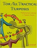 For All Practical Purposes : Mathematical Literacy in Today's World, COMAP, 0716759659