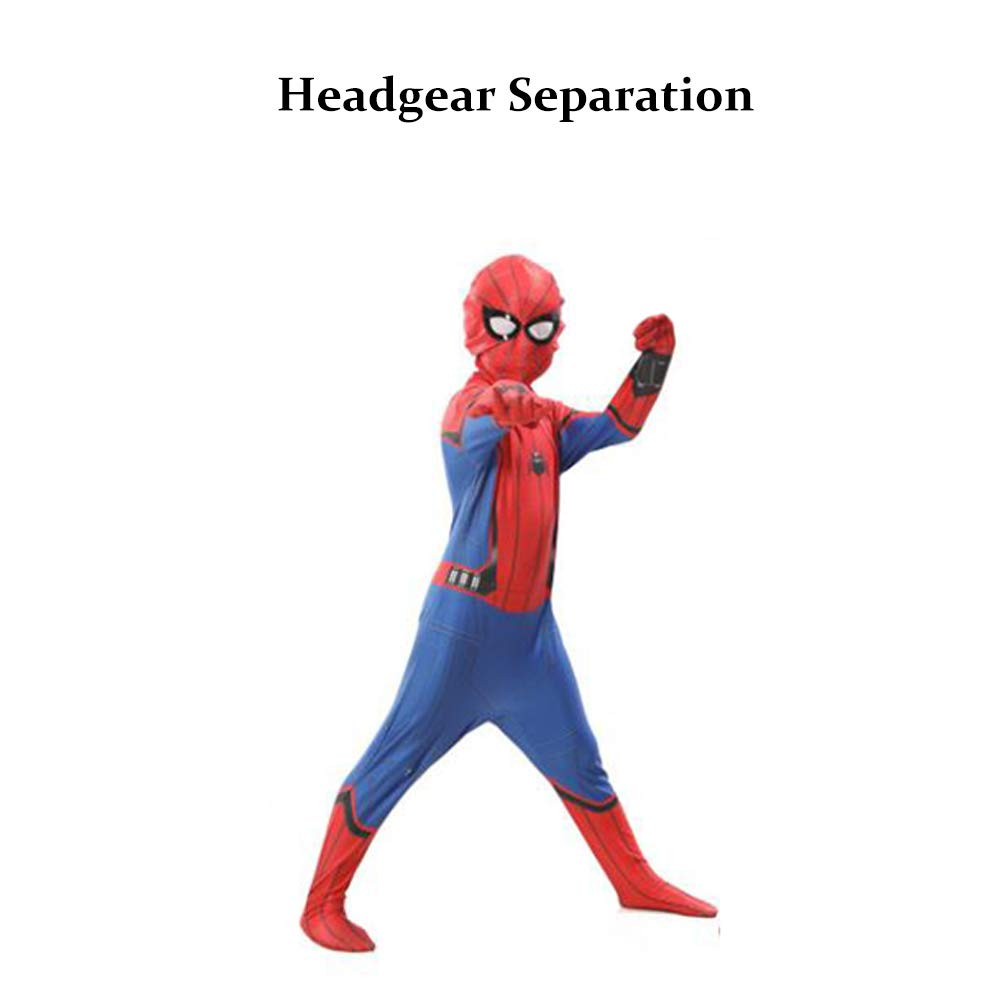 ZUOZHE Spider Man Disfraz Cosplay Niño Adulto Una Variedad De ...
