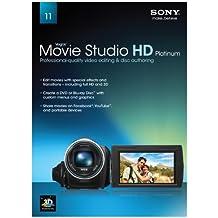 Vegas Movie Studio HD Platinum 11