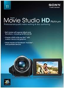 Sony Vegas Movie Studio HD Platinum 11 [Old Version]