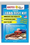Premium Lead Test Kit for Home Use - 8 Tests