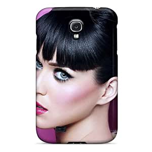 Tpu SuperCurry Shockproof Scratcheproof Pin Katy Perry For Free Hard Case Cover For Galaxy S4