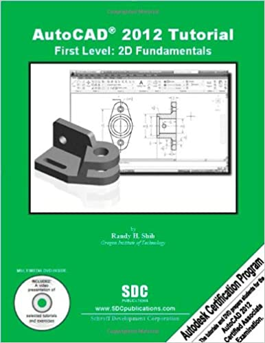 Amazon Autocad 2012 Tutorial First Level 2d Fundamentals