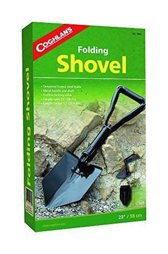 Coghlans Folding Shovel (Coghlans Folding Shovel - Black by Coghlans)