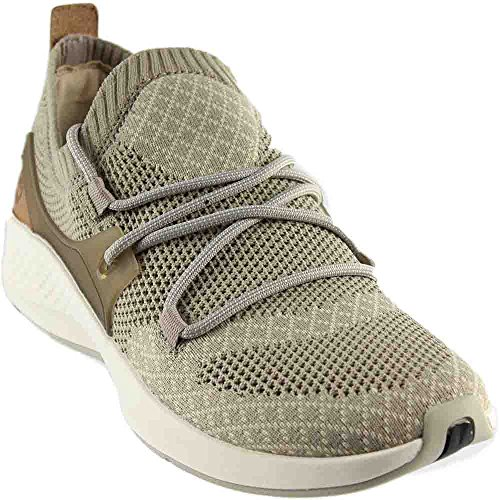 Timberland Womens FlyRoam Go Knit Chukka Pure Cashmere Sneaker - 8 by Timberland