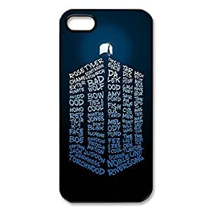 meilz aiaiCustom Doctor Who Hard Cover Case Cover for iPhone 5 5s casemeilz aiai