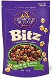 Old Mother Hubbard Bitz Chicken, Liver & Veggies Natural Crunchy Training Dog Treats, 8-Ounce Bag
