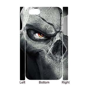 JCCFAN Colorful Eye 1 Phone 3D Case For Iphone 4/4s [Pattern-5]