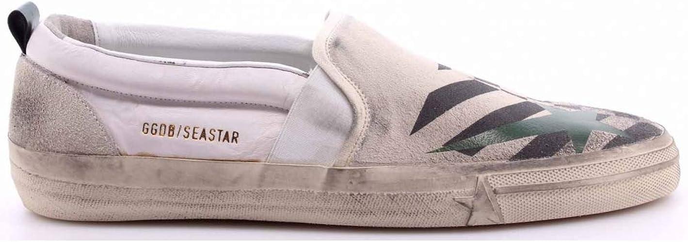 Golden Goose Men's Shoes Sneakers Slip