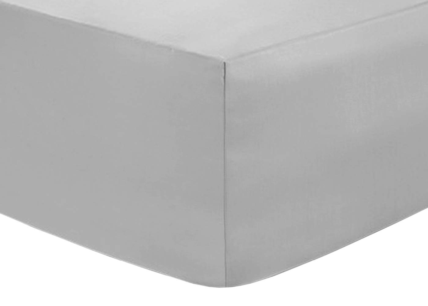 Dreamz Choix Plat Drap de lit Facile dentretien Polycoton 18/Couleurs Green Double