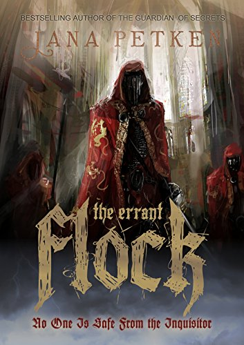 Book cover image for The Errant Flock