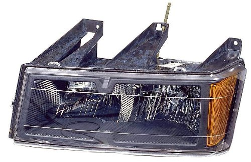 04 gmc canyon headlight assembly - 7
