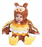 Infant Toddler Child Owl Bird Animal Jumpsuit Cute Baby Halloween Costume