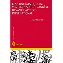Contrats joint-ventures sino-e