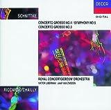 schnittke symphony 3 - Schnittke: Concerti Grosso No. 4 / Symphony No. 5 ; Concerto Grosso No. 3