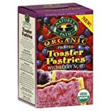 Natures Path Frosted Wildberry Toaster Pastry 11 Oz (Pack of 12) - Pack Of 12