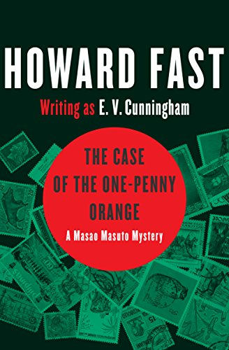 The Case of the One-Penny Orange (The Masao Masuto Mysteries Book 2)