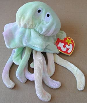 TY Beanie Babies Goochy the Jellyfish Plush Toy Stuffed Animal by  G34151329  Amazon.co.uk  Toys   Games 053ce9f04b0