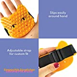Pet Smoochies Cat and Dog Hair Brush for Shedding