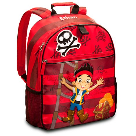 Authentic Disney Exclusive Jake and the Neverland Pirates -