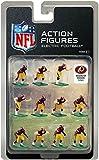 Washington Redskins Home Jersey NFL Action Figure Set