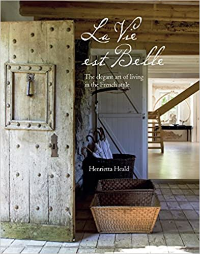 French chateau books