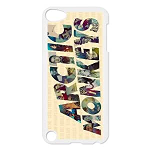 Ipod Touch 5 Case Cell phone Case Arctic Monkeys Plastic Ajic Durable Cover