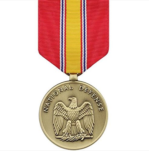 Vanguard Full Size National Defense (NDSM) Medal
