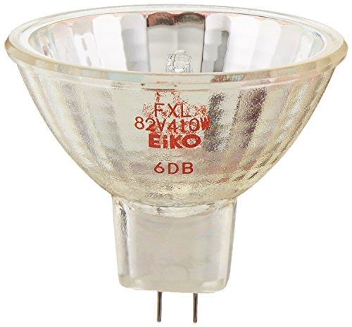 Eiko FXL MR16 GY5.3 Base Halogen Bulb, 82V/410W - Fxl Light Bulbs