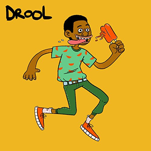 Nnamdi Ogbonnaya - DROOL - CD - FLAC - 2017 - FATHEAD Download