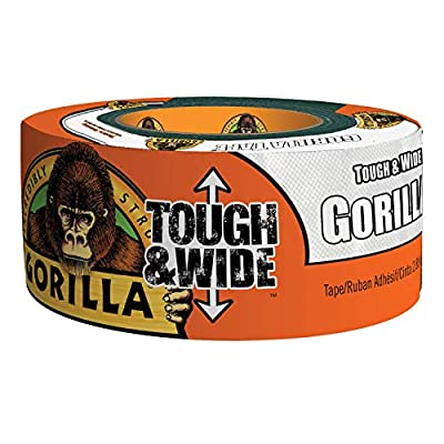 Gorilla Tough & Wide Duct Tape by Gorilla