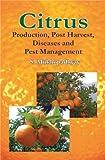 Citrus: Production, Post Harvest,  Disease and Pest Management, S Mukhopadhyay, 1578083370