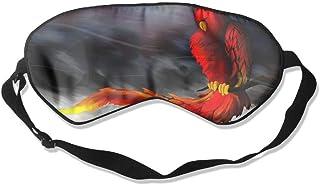 Red Bird On Tree Sleep Eyes Masks - Comfortable Sleeping Mask Eye Cover For Travelling Night Noon Nap Mediation Yoga