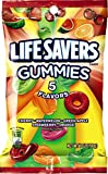 LifeSavers Gummies, 5 Flavor, 7-Ounce Bags (Pack of 12)