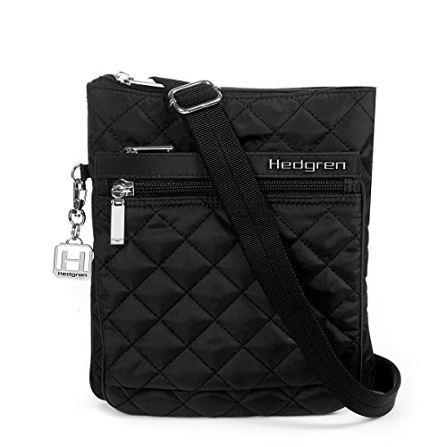 Women's Hedgren Crossbody Black Black Karen Bag 8UzUqdwCx