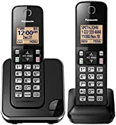 The Panasonic KX-TGC352B expandable DECT 6.0 Phone with 2 cordless handsets is a smart, reliable home/home office solution designed to make everyday call management easier and more convenient for everyone, no landline required. Quickly see who's call...