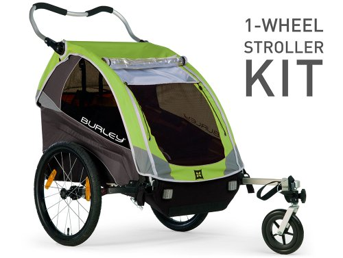 Burley Design One-Wheel Stroller Kit