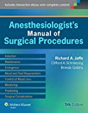 img - for Anesthesiologist's Manual of Surgical Procedures book / textbook / text book