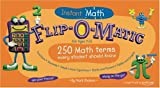 Flip-O-Matic: Instant Math for Grades 6/7/8 (Kaplan Flip-O-Matic Middle School)