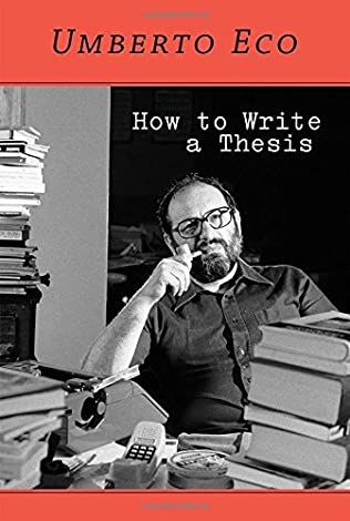 book cover of How to Write a Thesis