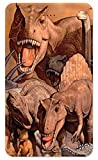 Amped Art 5000mAh Decorated Power Bank with Fast Charge for iPhone, Samsung Galaxy, Android, and More - Dinosaurs