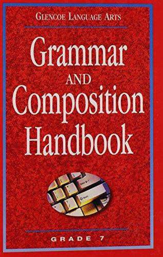 Glencoe Language Arts Grammar And Composition Handbook Grade 7