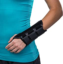 DonJoy ComfortFORM Wrist Support Brace: Left Hand, Medium