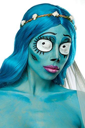 L Bride Weiß Komplettset Corpse Blau PIqRAq7