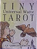 Tiny Universal Waite Tarot Deck of 78 Cards, Mary Hanson-Roberts, 1572811226