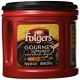 Folgers Gourmet Supreme Ground Coffee 750 Grams