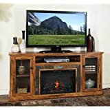 Sedpna 70  TV Stand with Electric Fireplace