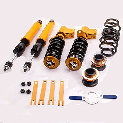 Coil Wagon (GOWE Coilover Coil For Holden Commodore VY VT VZ VX Coilover Coil Spring Struts Shock Absorber Berlina Calais Coilovers Sedan Ute Wagon Struts)